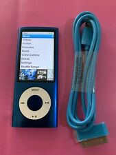Apple iPod nano 5th Generation Blue (8 GB)