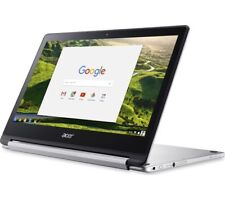 """Acer Chromebook 13.3"""" Touchscreen R13 CB5-312T 2-in-1 Laptop 64GB SSD - Silver"""