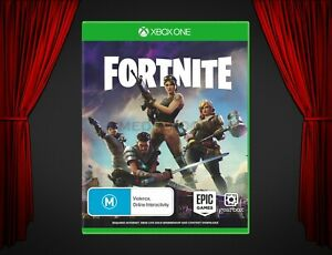 Xbox One Game | Fortnite (2017) | Marvel / DC / 1-4 Players | RARE EDITION