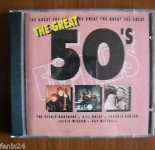 The Great 50' - AA.VV. - B. Haley - F. Avalon - J. Wilson - G. Mitchell -