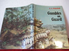 GUMBLES ON GUARD hcdj 1st edition 1975 BOTTLESNIKES AND GUMBLES Australian