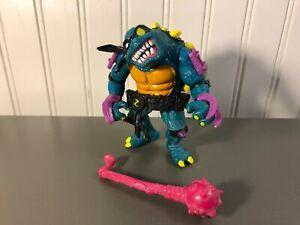 Vintage 1990 Teenage Mutant Ninja Turtles TMNT Slash Action Figure