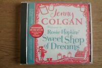 *NEW*  Jenny Colgan - Welcome To Rosie Hopkin's Sweet Shop Of Dreams (AUDIO CD)