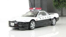 1:43 Honda NSX Japan police 1990s vintage sports car scale model word cars