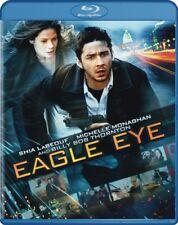 Eagle Eye [New Blu-ray] Ac-3/Dolby Digital, Dolby, Dubbed, Subtitled, True-Hd,