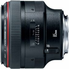 Canon EF 85mm f/1.2L II USM Autofocus Lens 1056B002