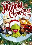 IT'S A VERY MERRY MUPPET CHRISTMAS MOVIE DVD NEW SEALED