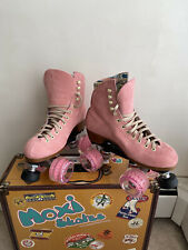 New listing Moxi Lolly Roller Skates Strawberry Pink (discontinued) Brand New Size 5
