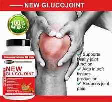 DOLORI ARTICOLARI Glucosamina Condroitina MSM Acido Ialuronico Curcuma 60 cpr