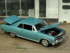 1965 65 Chevrolet Chevelle SS 396 V-8 Super Sport Detailed 1/64 Scale Ltd Ed Y14
