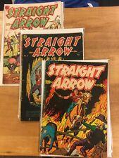 Straight Arrow, #4, 12, 36