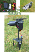 GDK,PIGEON MAGNET WITH 2 x DECOYS AND 70M WIRELESS REMOTE,SPEED CONTROL,ROTARY