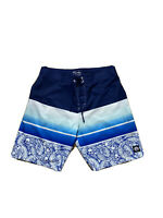 Mambo Mens W38 Board Skull Print Shorts Surf Swim