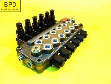 Prince Manufacturing Wolverine 6 Spool Hydraulic Monoblock Valve No Handles