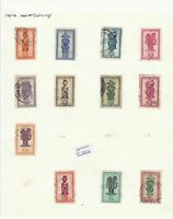 French colonies Stamps Ref 14669