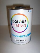 2K MS Fast Hardener  1lt    2:1   Clear Activator    For MS Clearcoat