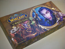 2005 Fantasy Flight World of Warcraft - The Board Game (Verified & Complete)