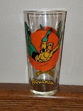 New! 1976 Aquaman Moon Promotional Glass By Pepsi