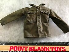 DID Shirt WWII 77th INFANTRY DIVISION COMBAT MEDIC DIXON 1/6 ACTION FIGURE TOYS
