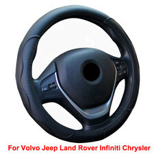 Car Steering  Wheel Cover Non-Slip For Volvo Jeep Land Rover Infiniti Chrysler