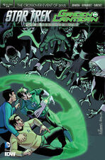 Star Trek Green Lantern #5 (NM) `15 Johnson/ Hernandez