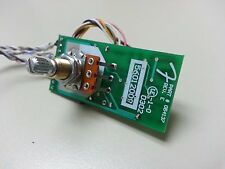 Active 3Band EQ preamp for Fender P/Jazz Bass