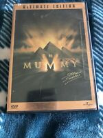 The Mummy (DVD, 2001, 2-Disc Set, Ultimate Edition)