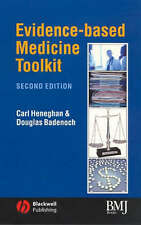 Evidence-based Medicine Toolkit (Evidence-Based Medicine)(2nd Edition)-ExLibrary