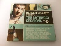 DERMOT O LEARY PRESENTS THE SATURDAY SESSIONS - CD