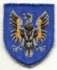 Early Vietnam era US Army 11th Aviation Brigade Full Color Patch Cut Edge