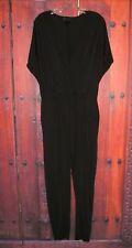 KARDASHIAN KOLLECTION WOMEN'S BLACK ROMPER SIZE XL