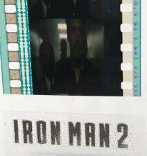 Iron Man 2 (2010) Movie Authentic Film 5-Cells Strip TONY STARKE