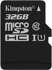 Kingston Canvas Select Micro SD SDHC Class 10 UHS-I 80MB/s - 32GB