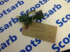 SAAB 9-3 93 Crash Impact Sensor Unit Detector 06 -10 12767652 12778699 GENUINE