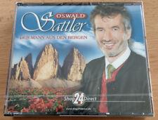 Oswald Sattler - Der Mann aus den Bergen 4 CD-Box