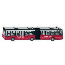Siku Super 1617 Hinged Bus Park & Ride By Alphatoys - Articulated Model Toy