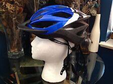 Trek Vapor Youth Bicycle Helmet Size U Blue Metallic 49-57 cm 265 Grams #403584