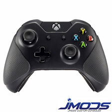 Xbox One & S Custom Controller Rubber Full Grip Handles (Black)