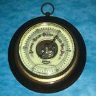 Antique Fisher Barometer Porcelain Face Western Germany