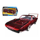 1969 Dodge Charger Daytona Red Fast & Furious 7 Movie 1/24 Diecast Mo...