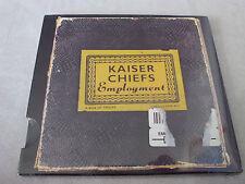 KAISER CHIEFS  Employment Rock/Pop Musik CD, 11 Tracks, NEU + foliert!!!