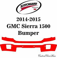 Genuine 3M Scotchgard Paint Protection Film Pre-Cut 2014 2015 GMC Sierra 1500