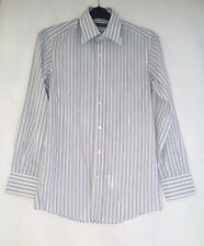 Dolce&Gabbana Cotton Regular Striped Formal Shirts for Men