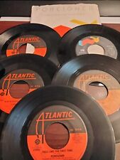 New listing LOT OF (6 ) FOREIGNER ' HIT 45's - Head Games , Feels Like The First Time & More