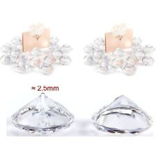 20Pcs Wedding Daimond Place Card Holders Favours Table Number Memo Name Clip UK