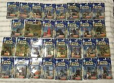 Star Wars figures/ figurines - Collection Attack Of The Clones x 31