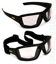 Dewalt Converter Indoor Outdoor Lens Anti Fog Safety Glasses Hybrid Goggles Z87+