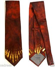 superbe Cravate GIANFRANCO FERRE neuve 100% soie homme chemise costume silk tie
