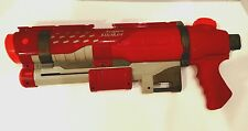Nerf Red Super Soaker Shot Blast Hasbro Water Squirt Gun 2009