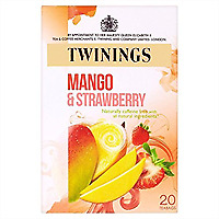 Twinings Mango & Strawberry Tea - Box Of 20